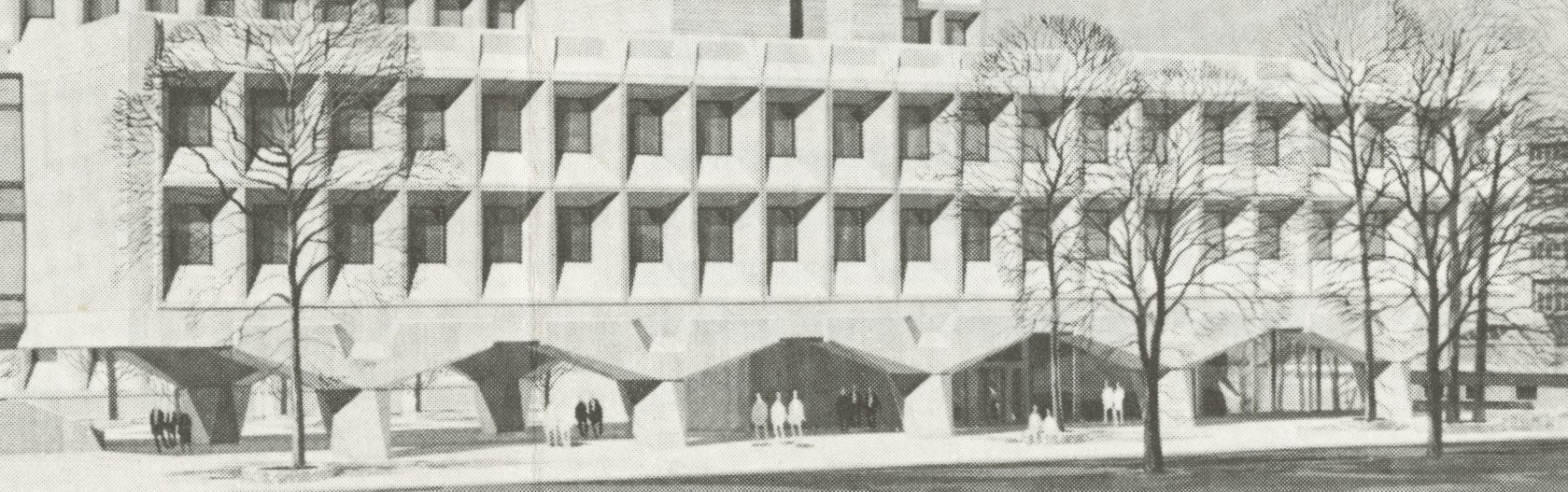 A History Of New York Universityu0027s Bronx Campus Told Through Its  Architecture